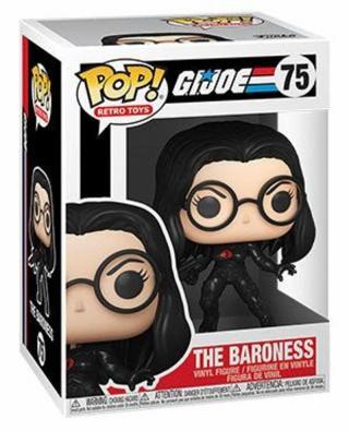 Funko POP Retro Toys: G.I. Joe - The Baroness [HRAČKA]